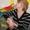 Птенцы выкормыши трехцветного ара макао - 3 месяца #1092368