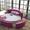 Круглая кровать «Аркада» с ящиком #1700138