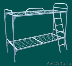 Металлические кровати для общежитий, кровати металлические для интернатов - Изображение #2, Объявление #1478864