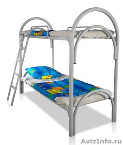 Металлические кровати для общежитий, кровати металлические для интернатов - Изображение #6, Объявление #1478864