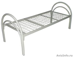 Металлические кровати для общежитий, кровати металлические для интернатов - Изображение #5, Объявление #1478864
