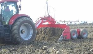 Лазерный планировщик почвы Rossetto LGLS  - Изображение #1, Объявление #1534186