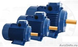 Электродвигатели, редукторы, насосы, вентиляторы - Изображение #1, Объявление #1583451