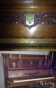 Продаю Антикварное Концертное фортепиано 1914 года в отличном  состоянии и звуча - Изображение #1, Объявление #1618188