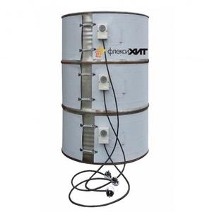 Поясной полиуретановый высокотемпературный  нагреватель для бочек  - Изображение #1, Объявление #1654775