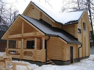 Cтроим дома, бани, беседки, тех.помещения из дерева, кирпича, блоков. - Изображение #1, Объявление #1663626