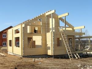 Cтроим дома, бани, беседки, тех.помещения из дерева, кирпича, блоков. - Изображение #3, Объявление #1663626