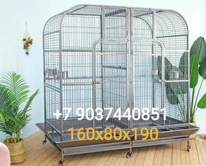 Клетки,насесты, корма для попугаев из Австрии,Чехии  - Изображение #2, Объявление #760466