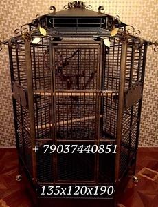Клетки,насесты, корма для попугаев из Австрии,Чехии  - Изображение #4, Объявление #760466