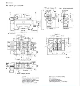 Напорная секция 161B5511 PVPV, НАЛИЧИЕ! для насоса  переменной производительност - Изображение #10, Объявление #1699964