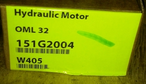 Героторные гидромоторы OML 32 151G2004 Зауэр Данфосс, Sauer-Danfoss НАЛИЧИЕ. При - Изображение #1, Объявление #1700033