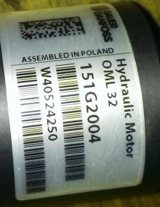 Героторные гидромоторы OML 32 151G2004 Зауэр Данфосс, Sauer-Danfoss НАЛИЧИЕ. При - Изображение #2, Объявление #1700033