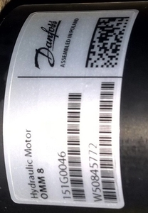 Гидромотор OMM 8 151G0046 Шлицы 9 16,5 мм НАЛИЧИЕ  - Изображение #3, Объявление #1700030
