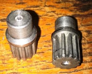 Цапфа насоса-дозатора 150-0674 Sauer-Danfoss НАЛИЧИЕ Зауэр Данфосс Sauer-Danfoss - Изображение #3, Объявление #1699978