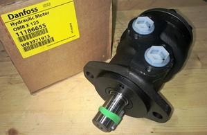 Гидромотор OMR X 125 11186655 Наличие! Фланец A2 вал 25 мм шпонка Danfoss OMRX-1 - Изображение #1, Объявление #1700062