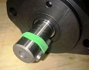 Гидромотор OMR X 125 11186655 Наличие! Фланец A2 вал 25 мм шпонка Danfoss OMRX-1 - Изображение #4, Объявление #1700062