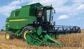 Продаём зерноуборочные комбайны (4 штуки)  John Deere 1550 CWS 2006 г.в. дёшего
