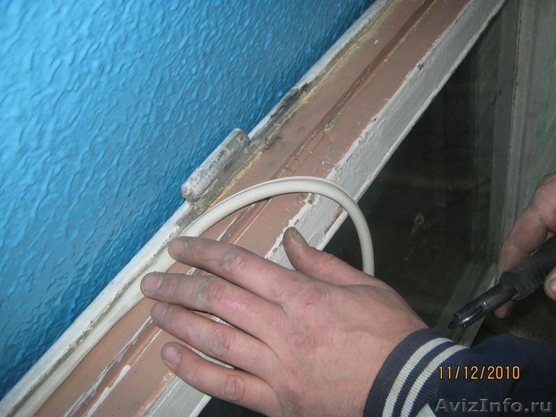 Утеплитель на окна своими руками 12