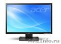 Продаю монитор 24-дюймовый ЖК Acer