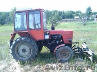 Тракторы в Москве. Купить сельхозтехнику, цены, фото.