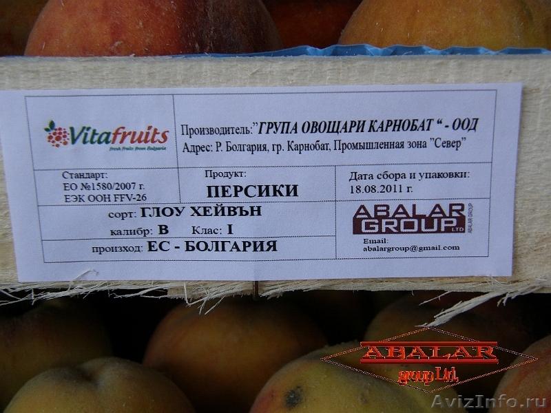 Abalar group ltd импорт свежих ягод фруктов