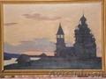 Картины этого художника хранятся в Третьяковской галерее