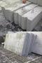 Фундаментные блоки б у и неликвид (новые),  дорожные плиты неликвид.