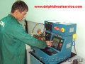 Професиональный ремонт насос форсунок scania HPI, volvo FH12, FH16
