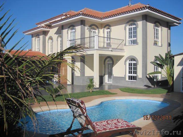 Купить домик на канарских островах недорого