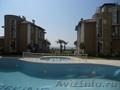 Вилла на первой линии моря в Анталии, Лара, Турция.