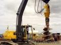 Бур (Англия) на экскаваторы 17-40 тонн
