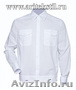 Пошив на заказ сорочки для кадетов, с длинными короткими рукавами