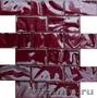 Мозаика S-827 , мятое стекло 3D