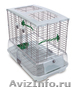 Клетка для карелл, попугаев, неразлучников