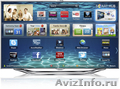 Samsung - UN55ES8000F - 55LED 1080p,  3D,  Wifi,  Skype,  Smart TV