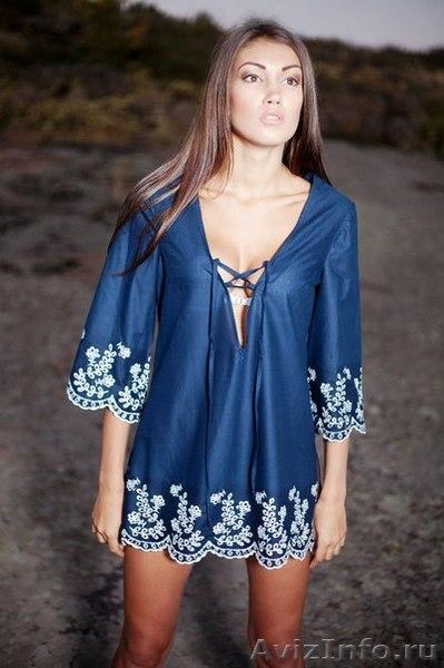 Купить женскую летнюю одежду на авито