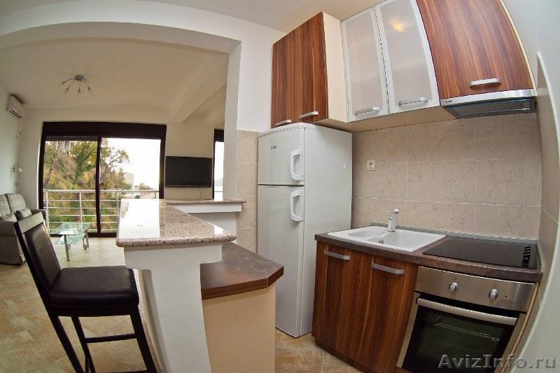 Покупка апартаментов в черногории