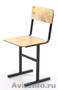 Школьная мебель - парты,  столы,  стулья,  моноблоки