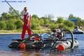 Мини земснаряд EcoLake  для очистки водоёмов