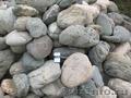 Валуны,  галька,  песчаник для отделки и ландшафта