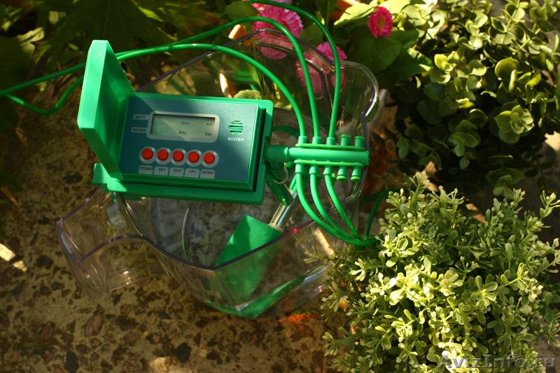 Устройство для полива растений