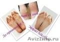 Педикюрные носочки Silky Foot