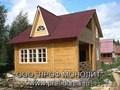 Строительство деревянных домов. Недорого.