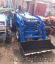 Мини-трактор iseki TS2205