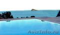 Вилла на море с панорамным бассейном