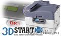 Ремонт и заправка цветных принтеров OKI