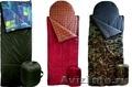 Различные уникальные спальные мешки от производителя