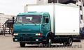 Маз Зубренок тент фургон