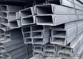 Швеллер горячекатанный стальной, гнутый