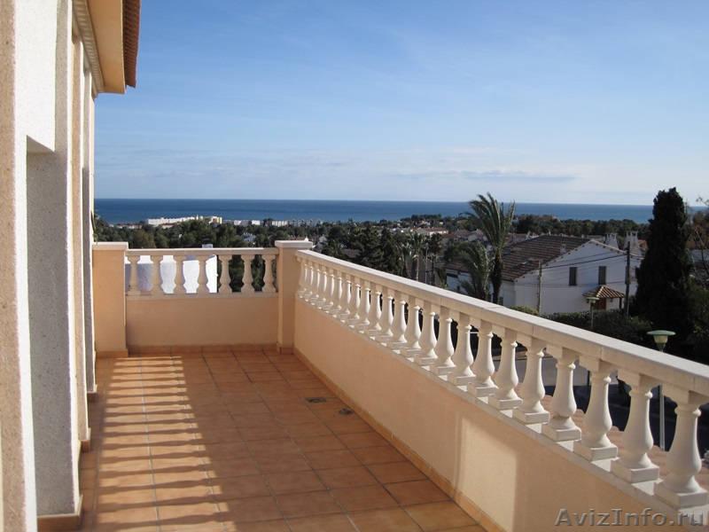 Дома в испании на побережье недорого купить